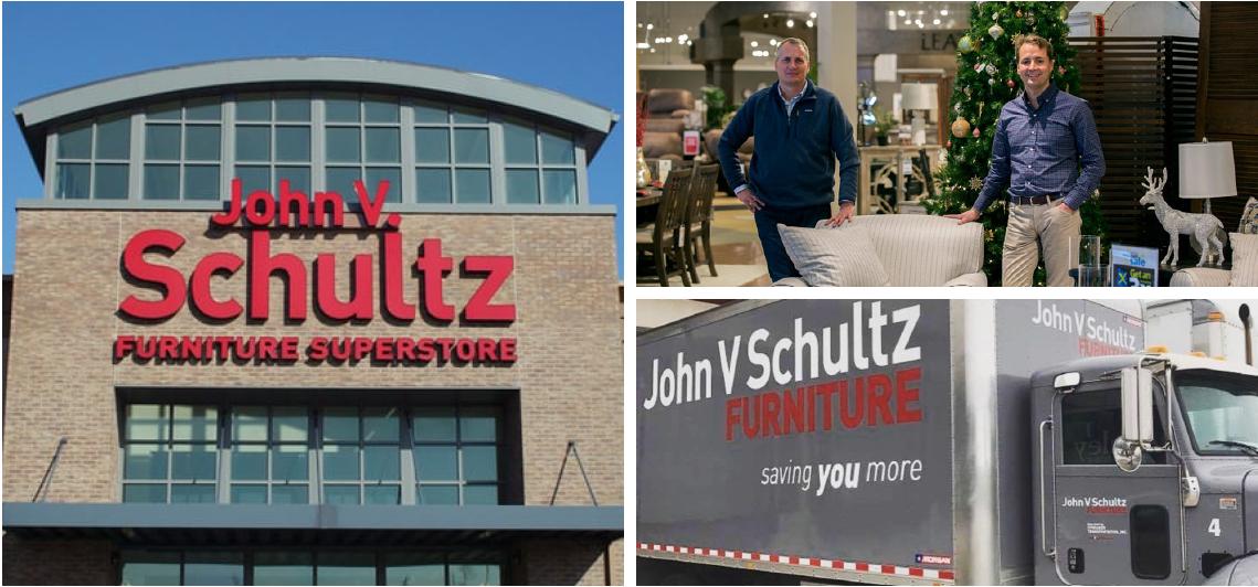 John V Schultz Furniture Mattress, John V Schultz Furniture